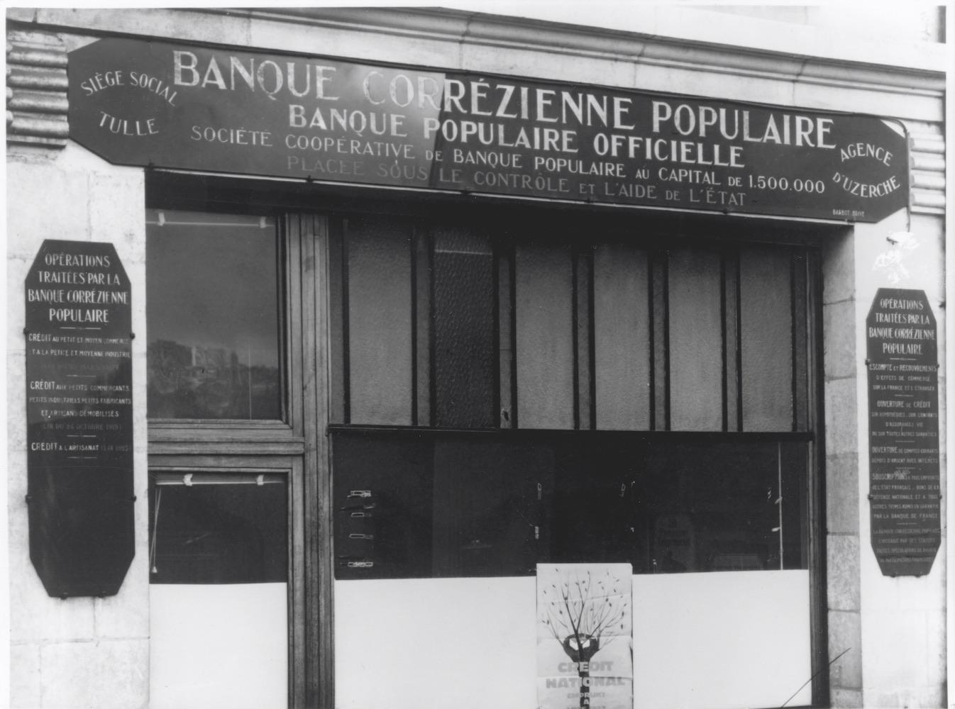 Agence de la Banque Corrézienne Populaire (s. d.)