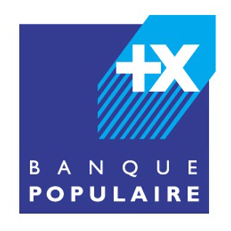 Logo Banque Populaire 1995