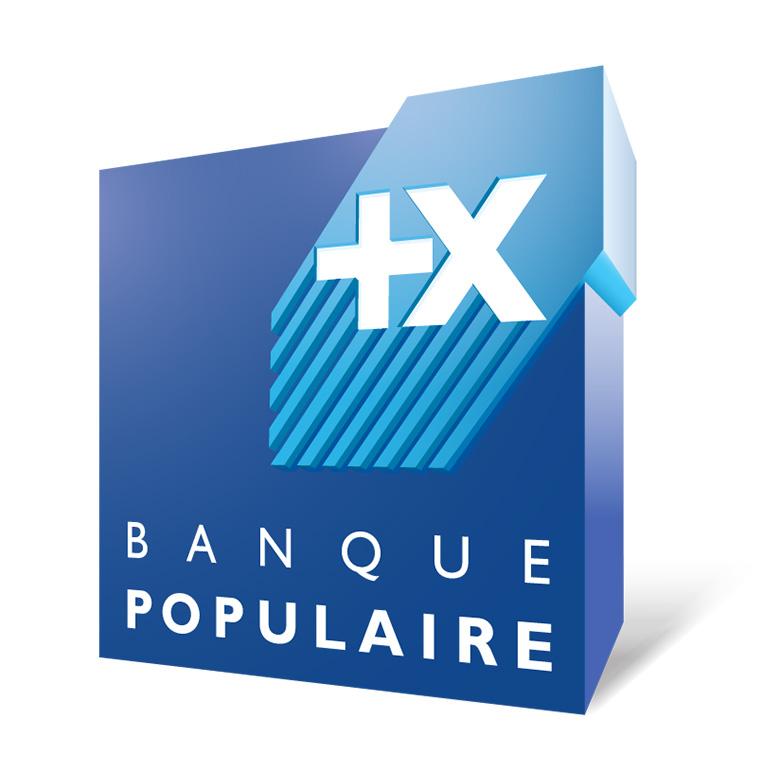 Logo Banque Populaire 2011