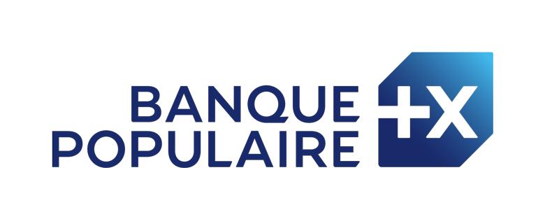 Logo Banque Populaire 2018