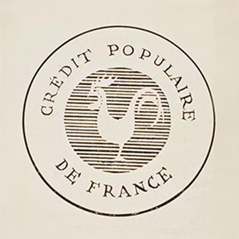 Logo Banque Populaire 1918
